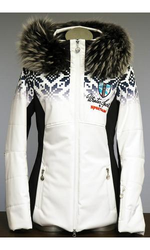 Sportalm Куртка с ретро мотивом
