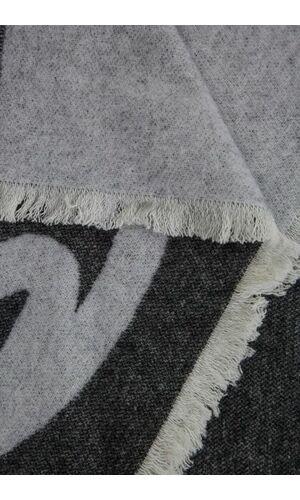 Sportalm Двуххцветный шарф темно-серый