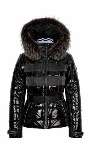 Sportalm Куртка из нейлона с поясом