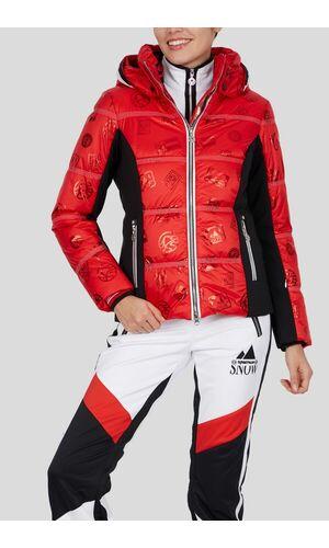 Sportalm Лыжная куртка с узором