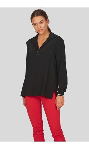 Sportalm Повседневная блуза с воротником
