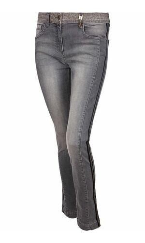 Sportalm Светлые джинсы с лампасами
