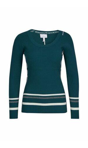 Sportalm Вязаный свитер в полоску