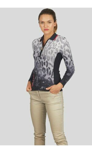 Sportalm Рубашка-поло с принтом