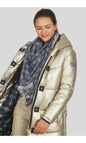 Sportalm Модный шарф с принтом