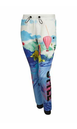Sportalm Женские брюки с принтом