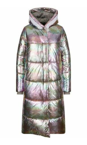 Sportalm Длинная куртка с камуфляжным принтом