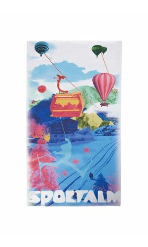 Sportalm Красочный шарф
