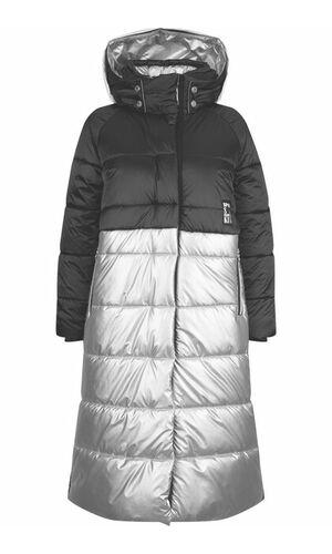 Sportalm Стеганое пальто с капюшоном