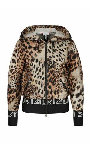 Sportalm Куртка с леопардовым принтом