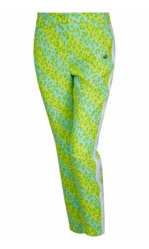 Sportalm Модные брюки с ярким принтом