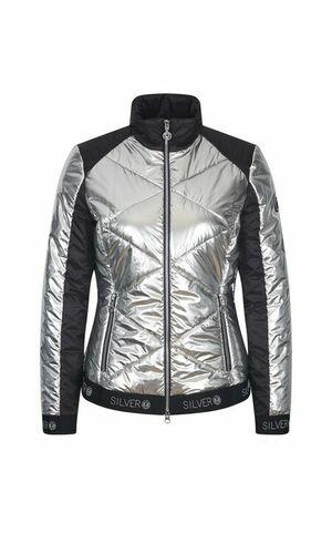 Sportalm Куртка из нейлона с металлик-эффектом