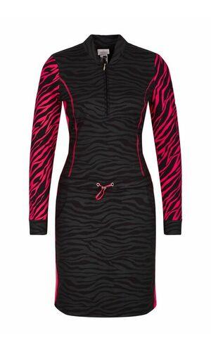Sportalm Платье с цветными рукавами