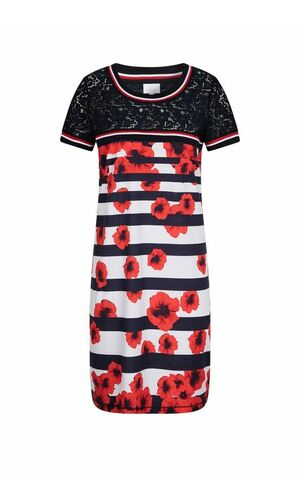 Sportalm Платье с кружевной отделкой