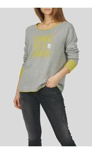 Sportalm Двухцветный пуловер