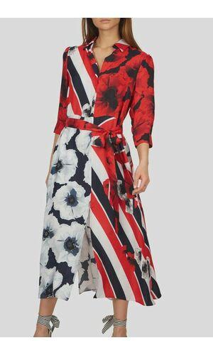 Sportalm Платье с цветочными узорами