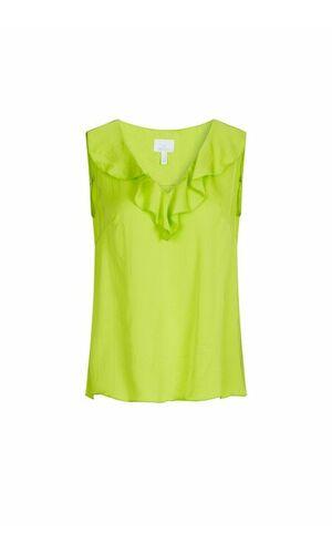 Sportalm Игривая блузка с оборкой