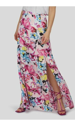 Sportalm Просторная юбка в стиле А-силуэта