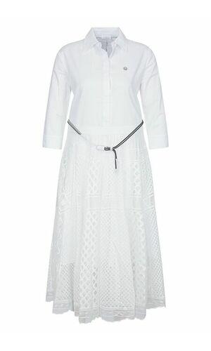 Sportalm Платье с кружевной юбкой