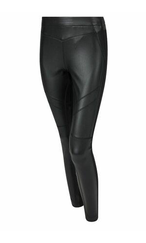 Sportalm Кожаные леггинсы облегающие фигуру