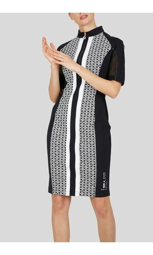 Sportalm Элегантное платье с принтом