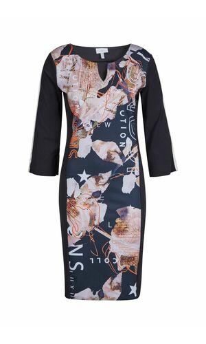 Sportalm Платье с цветочным принтом
