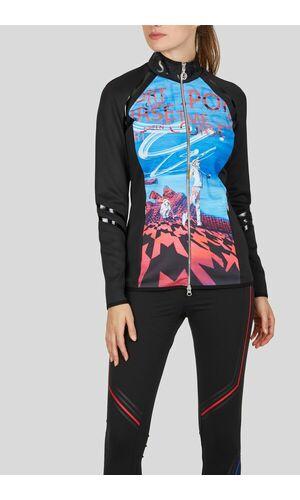 Sportalm Элегантная куртка со сплошным принтом