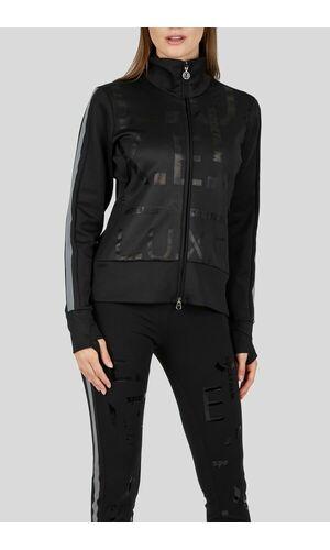 Sportalm Спортивная куртка с металлик-принтом