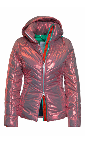 Sportalm Блестящая лыжная куртка