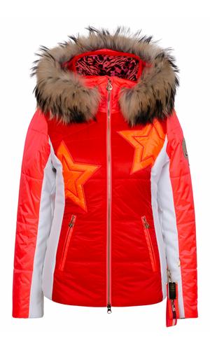 Sportalm Куртка с апликацией в виде звезд