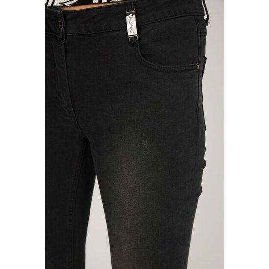 Sportalm Выбеленные джинсы скини со стразами