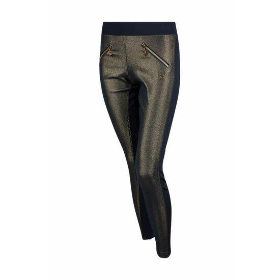 Sportalm Женские брюки с металлик-эффектом