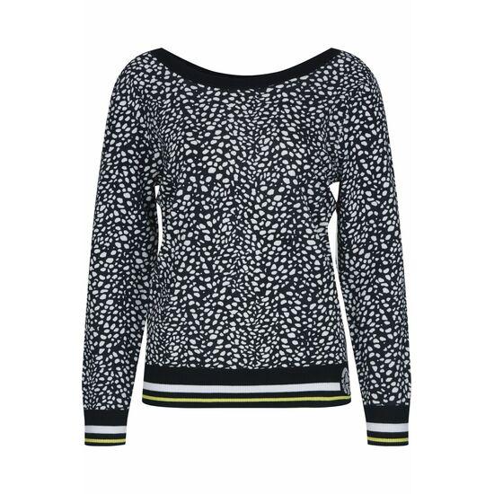 Sportalm Двусторонний пуловер с полосками
