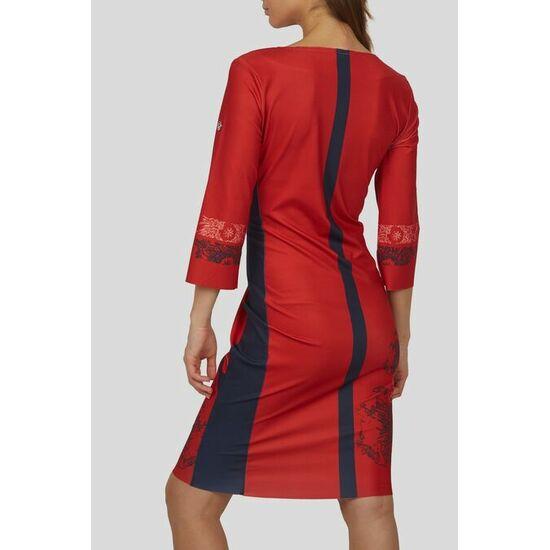 Sportalm Платье с графическим принтом по всей поверхности